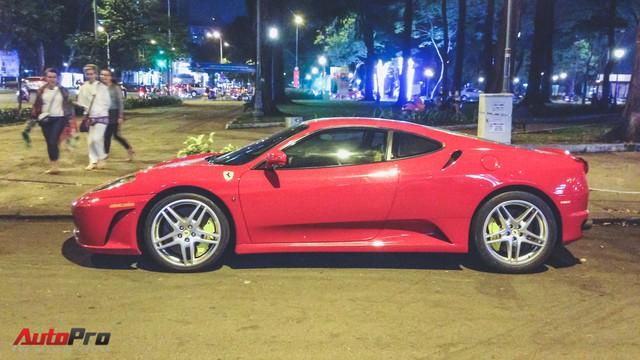 Ferrari F430 biển số Hải Phòng xuất hiện trên phố Sài Gòn dịp Tết - Ảnh 9.