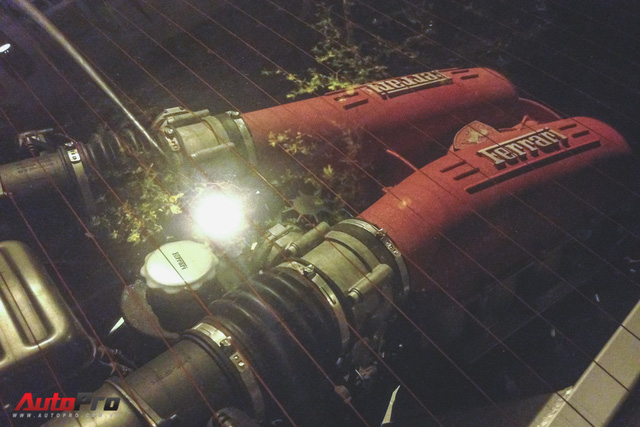 Ferrari F430 biển số Hải Phòng xuất hiện trên phố Sài Gòn dịp Tết - Ảnh 8.