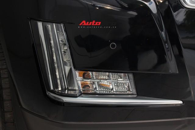 Cadillac Escalade ESV Platinum đi 8.000km bán lại được bao nhiêu? - Ảnh 12.