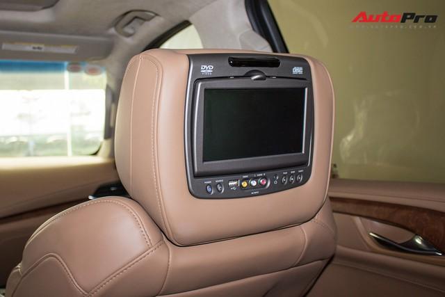Cadillac Escalade ESV Platinum đi 8.000km bán lại được bao nhiêu? - Ảnh 18.