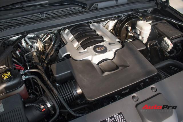Cadillac Escalade ESV Platinum đi 8.000km bán lại được bao nhiêu? - Ảnh 30.