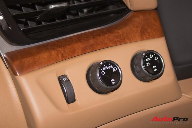 Cadillac Escalade ESV Platinum đi 8.000km bán lại được bao nhiêu? - Ảnh 24.
