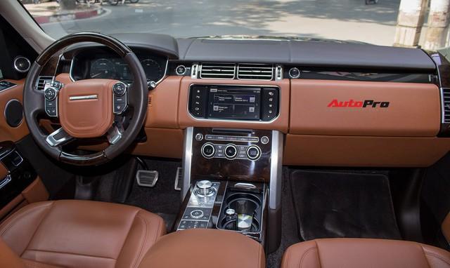 Đại gia Lào Cai nhận xe Range Rover SVAutobiography 20 tỷ chính hãng chơi Tết - Ảnh 7.
