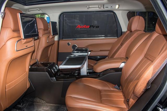 Đại gia Lào Cai nhận xe Range Rover SVAutobiography 20 tỷ chính hãng chơi Tết - Ảnh 5.