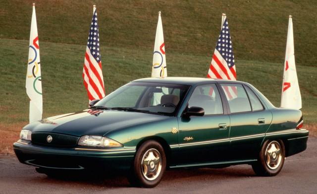 Những chiếc xe kỷ niệm cho các kỳ Thế vận hội trên thế giới - Ảnh 10.