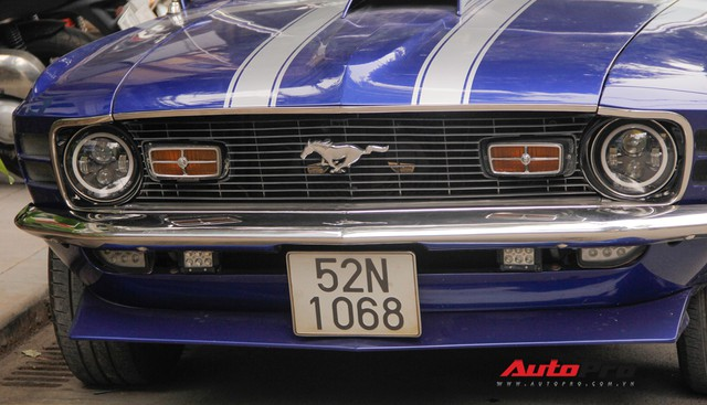 Huyền thoại Ford Mustang Fastback 1967 xuất hiện trên phố Hà Nội - Ảnh 6.