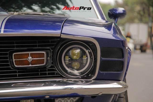 Huyền thoại Ford Mustang Fastback 1967 xuất hiện trên phố Hà Nội - Ảnh 7.