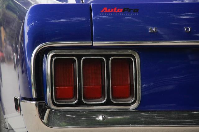 Huyền thoại Ford Mustang Fastback 1967 xuất hiện trên phố Hà Nội - Ảnh 14.