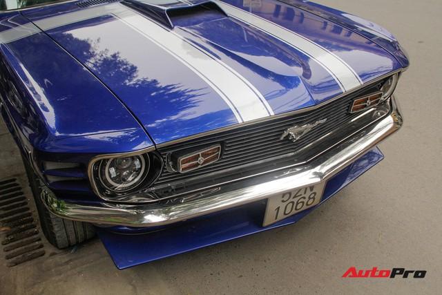 Huyền thoại Ford Mustang Fastback 1967 xuất hiện trên phố Hà Nội - Ảnh 5.