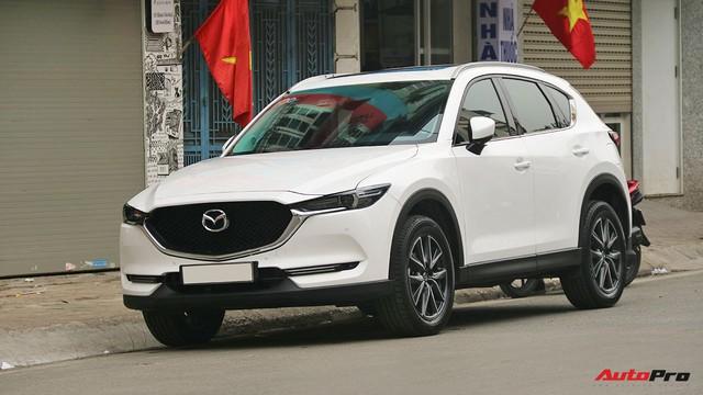 Bán chạy kỷ lục đầu năm, xe Mazda tiếp tục tăng giá lần hai