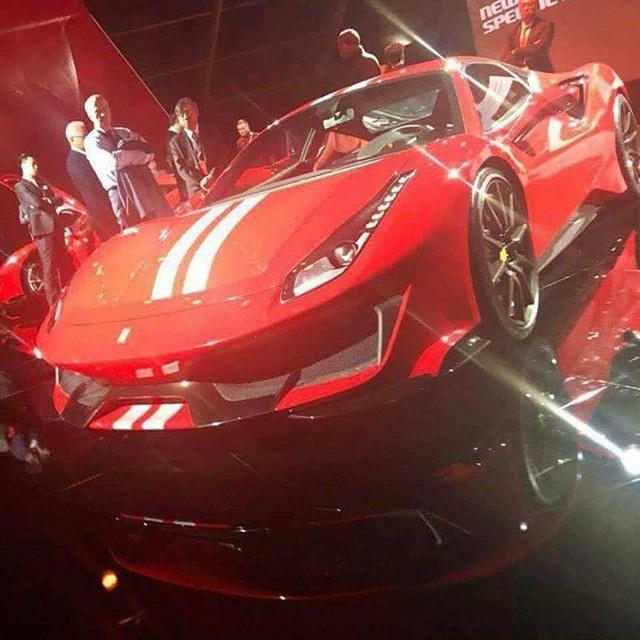 Siêu ngựa Ferrari 488 GTO lộ diện trong video mới - Ảnh 1.