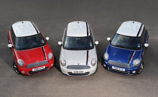 Những chiếc xe kỷ niệm cho các kỳ Thế vận hội trên thế giới - Ảnh 13.
