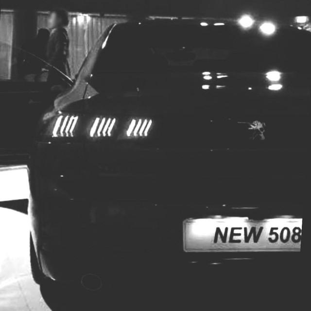 Peugeot 508 thế hệ mới có thiết kế khác biệt hoàn toàn - Ảnh 1.
