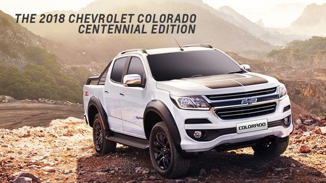 Chevrolet lần đầu bán hơn 10.000 xe/năm tại Việt Nam - Công lớn của Colorado - Ảnh 2.