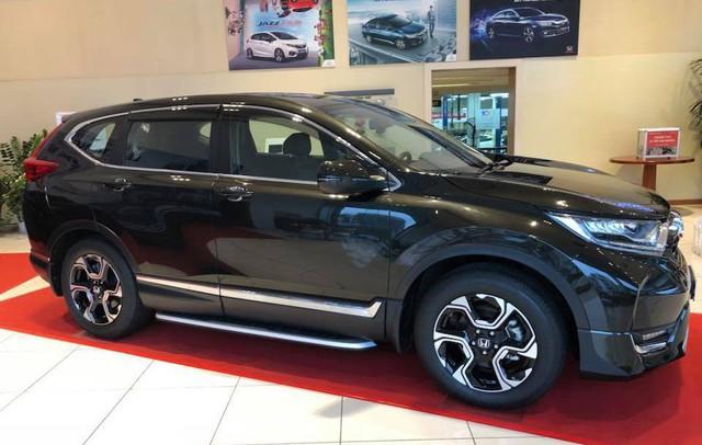 Đại lý ép khách hàng mua phụ kiện để lấy CR-V, Honda Việt Nam nói gì? - Ảnh 1.