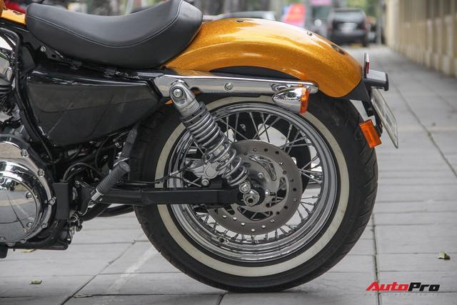 Harley-Davidson Seventy Two lăn bánh 1.288km bán lại giá hơn 400 triệu đồng - Ảnh 16.