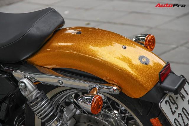 Harley-Davidson Seventy Two lăn bánh 1.288km bán lại giá hơn 400 triệu đồng - Ảnh 4.