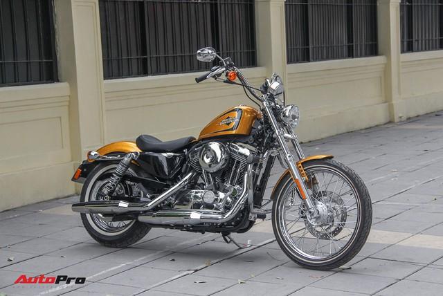 Harley-Davidson Seventy Two lăn bánh 1.288km bán lại giá hơn 400 triệu đồng - Ảnh 1.