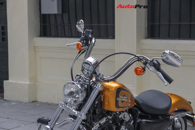 Harley-Davidson Seventy Two lăn bánh 1.288km bán lại giá hơn 400 triệu đồng - Ảnh 10.