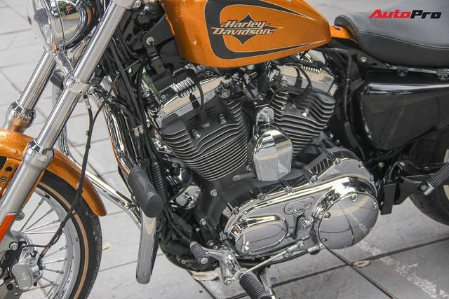 Harley-Davidson Seventy Two lăn bánh 1.288km bán lại giá hơn 400 triệu đồng - Ảnh 5.