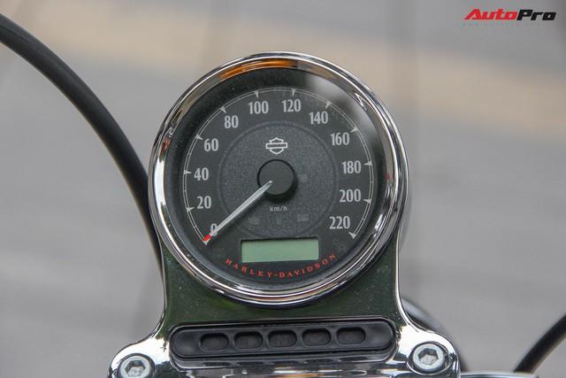 Harley-Davidson Seventy Two lăn bánh 1.288km bán lại giá hơn 400 triệu đồng - Ảnh 9.