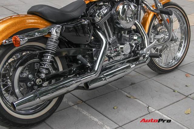 Harley-Davidson Seventy Two lăn bánh 1.288km bán lại giá hơn 400 triệu đồng - Ảnh 8.