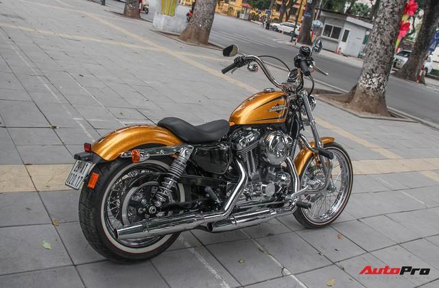 Harley-Davidson Seventy Two lăn bánh 1.288km bán lại giá hơn 400 triệu đồng - Ảnh 2.