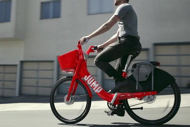 Uber sắp có cả dịch vụ thuê xe đạp điện - Ảnh 1.
