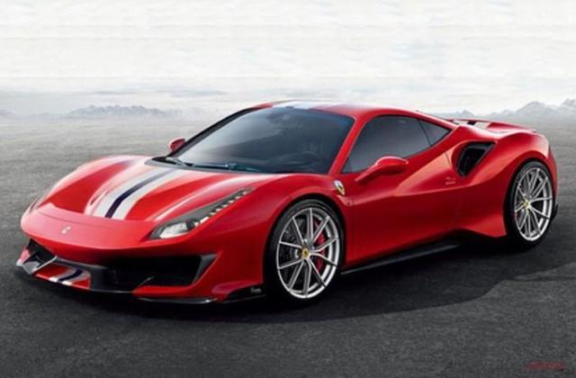 Ferrari 488 hiệu năng cao tiếp tục lộ ảnh và tên gọi mới - Ảnh 1.