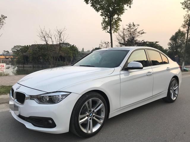 BMW 320i 2016 lăn bánh 25.000km rao bán lại giá hơn 1,1 tỷ đồng - Ảnh 1.