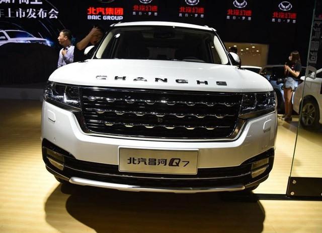 Thêm một mẫu xe Trung Quốc na ná Range Rover có thể về Việt Nam trong năm nay - Ảnh 3.