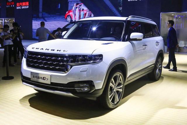 Thêm một mẫu xe Trung Quốc na ná Range Rover có thể về Việt Nam trong năm nay - Ảnh 2.