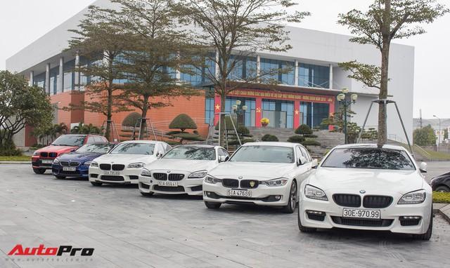 Dàn xe thể thao BMW, Mercedes gặp mặt đầu xuân tại Ninh Bình - Ảnh 21.