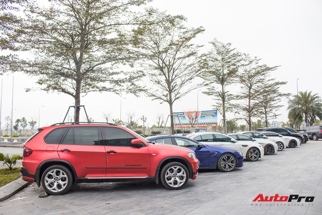 Dàn xe thể thao BMW, Mercedes gặp mặt đầu xuân tại Ninh Bình - Ảnh 20.