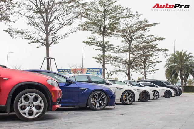 Dàn xe thể thao BMW, Mercedes gặp mặt đầu xuân tại Ninh Bình - Ảnh 19.