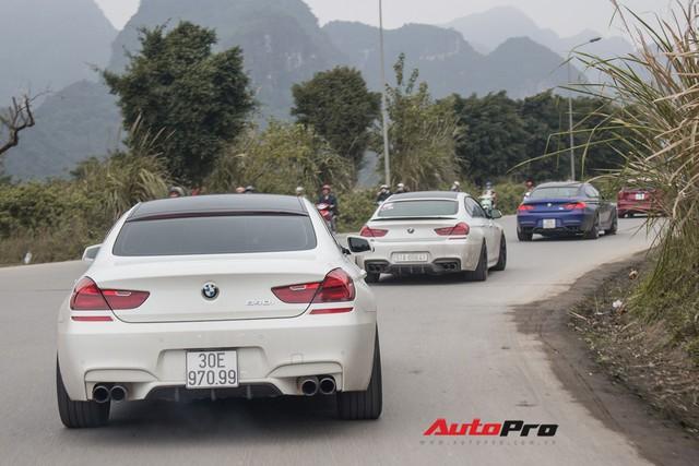 Dàn xe thể thao BMW, Mercedes gặp mặt đầu xuân tại Ninh Bình - Ảnh 22.