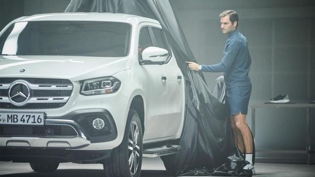Trở thành gương mặt thương hiệu của Mercedes-Benz, tay vợt Roger Federer bỏ túi thêm 5 triệu USD/năm - Ảnh 3.