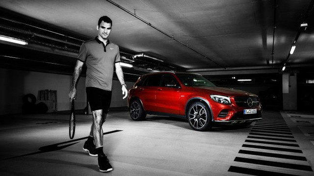 Trở thành gương mặt thương hiệu của Mercedes-Benz, tay vợt Roger Federer bỏ túi thêm 5 triệu USD/năm