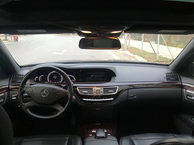 Mercedes-AMG S63 2011 lăn bánh 71.000km rao bán lại giá hơn 1,9 tỷ đồng - Ảnh 6.