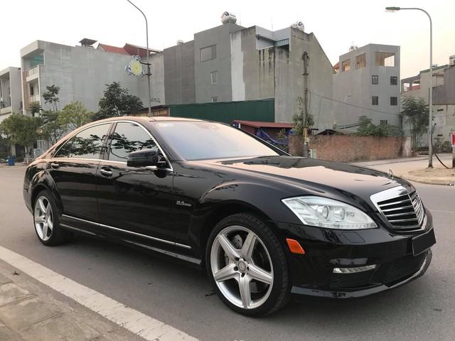 Mercedes-AMG S63 2011 lăn bánh 71.000km rao bán lại giá hơn 1,9 tỷ đồng - Ảnh 1.