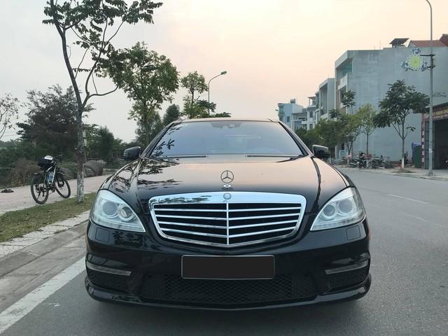Mercedes-AMG S63 2011 lăn bánh 71.000km rao bán lại giá hơn 1,9 tỷ đồng - Ảnh 3.