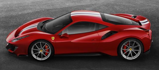 Ferrari 488 Pista chính thức lộ diện với hiệu suất vượt trội hơn bản tiêu chuẩn - Ảnh 3.