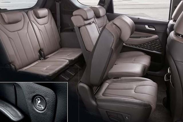 Chi tiết Hyundai Santa Fe thế hệ mới trước giờ ra mắt - Ảnh 7.