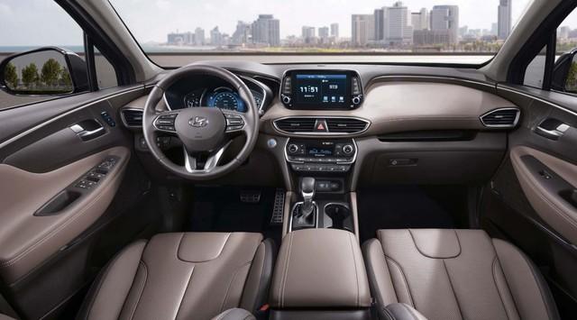 Chi tiết Hyundai Santa Fe thế hệ mới trước giờ ra mắt - Ảnh 5.