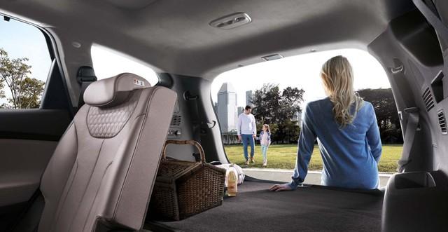 Chi tiết Hyundai Santa Fe thế hệ mới trước giờ ra mắt - Ảnh 8.