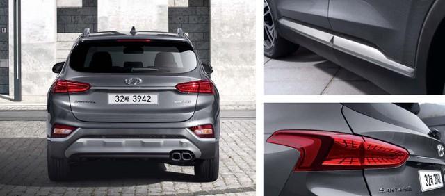 Chi tiết Hyundai Santa Fe thế hệ mới trước giờ ra mắt - Ảnh 3.