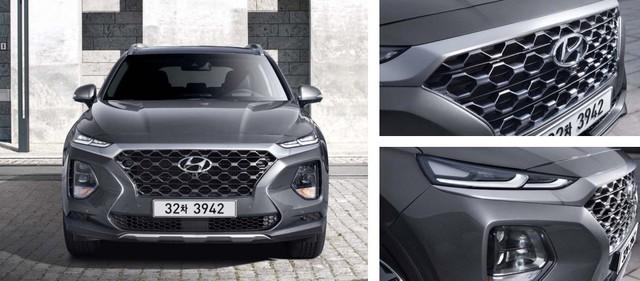 Chi tiết Hyundai Santa Fe thế hệ mới trước giờ ra mắt - Ảnh 2.