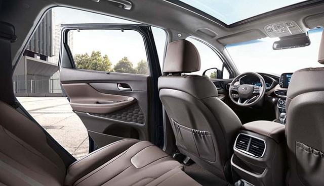 Chi tiết Hyundai Santa Fe thế hệ mới trước giờ ra mắt - Ảnh 6.