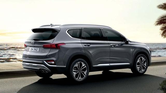 Chi tiết Hyundai Santa Fe thế hệ mới trước giờ ra mắt - Ảnh 1.