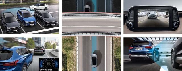 Chi tiết Hyundai Santa Fe thế hệ mới trước giờ ra mắt - Ảnh 11.